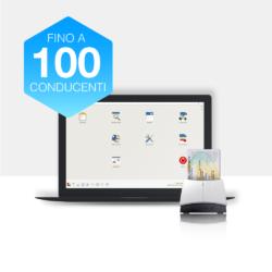 software tachigrafo TachoPlus 100