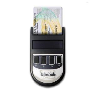 Tacho2Safe Dispositivo scarico scheda conducente