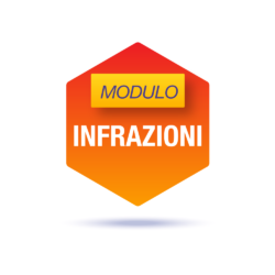 Software analisi tachigrafo Modulo Infrazioni