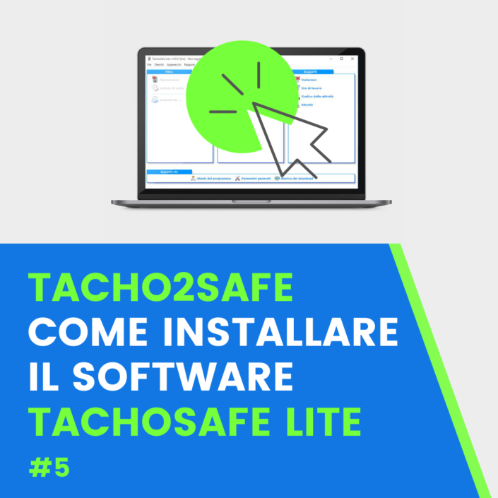 installare software Tacho2Safe