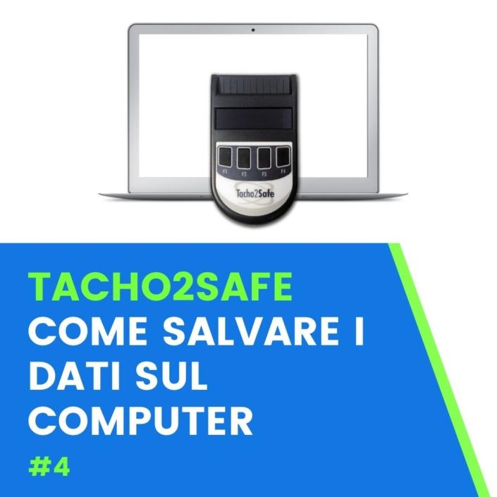 salvare dati Tacho2Safe