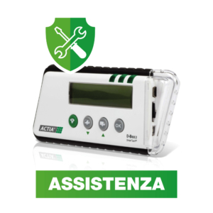 Assistenza dispositivo D-Box 2