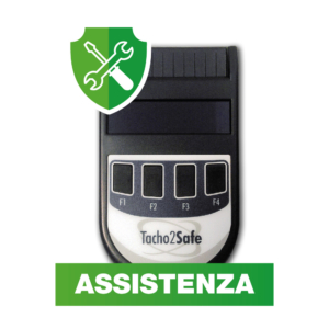 Assistenza dispositivo Tacho2Safe